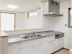 キッチンセット:キッチン/換気扇