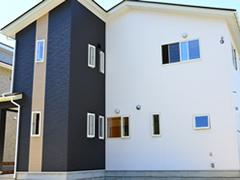 戸建て住宅塗替え塗装