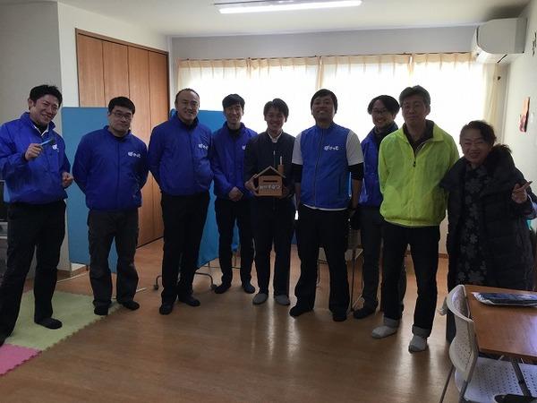 NPO法人 日本ハウスクリーニング協会 ボランティア活動 in岡山